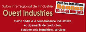 ouest industrie 2013
